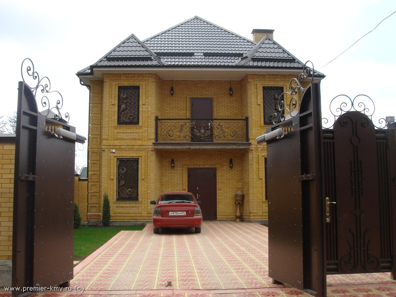 2 х этажные дома фото