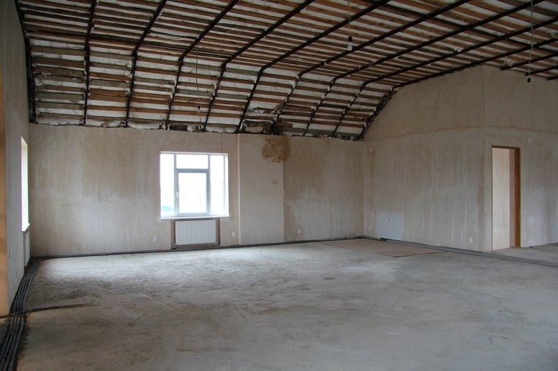 Штукатурку в для квартире под материал стен шумоизоляции